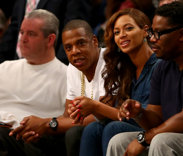 Pregnant Beyonce,  Cheating Jay Z divorce rumors wane