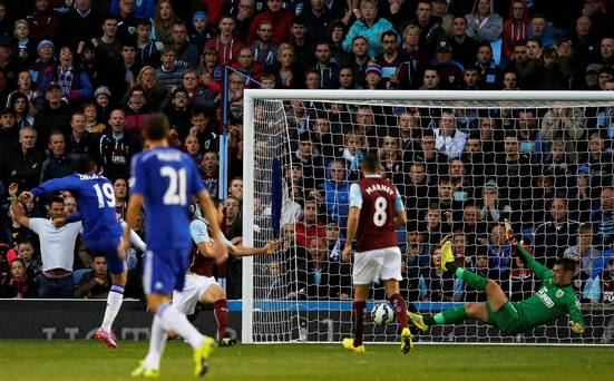 Mercurial Cesc Fabregas the star as Chelsea prove way too strong for brave Burnley