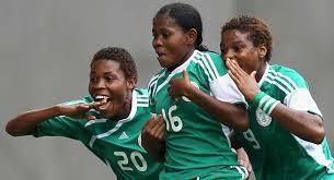 Nigeria Falconets beat New Zealand 4-1 to reach semis