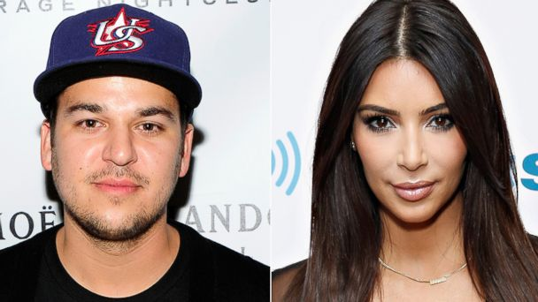 Kim Kardashian:  Why my brother Rob skipped my wedding