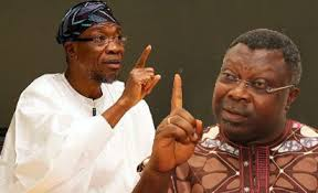 Osun poll: Aregbesola, Omisore disagree on conduct of exercise