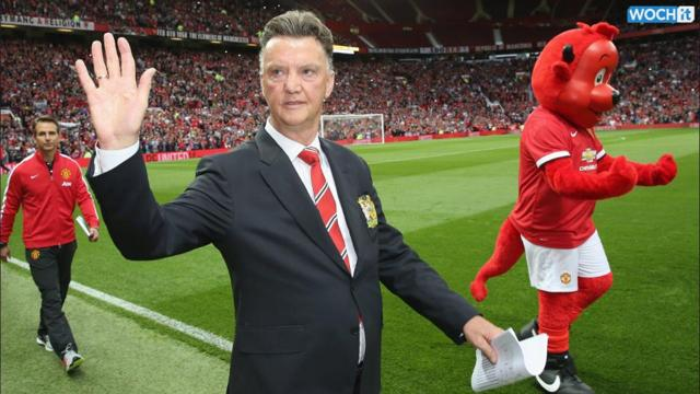 Van Gaal pleads for patience after Old Trafford opener