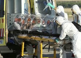 Scientist invents 'robot' that kills Ebola Virus