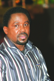 Lagos Indicts T.B. Joshua Over Collapsed Building