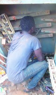 Transformer Thief Electrocuted In Lagos