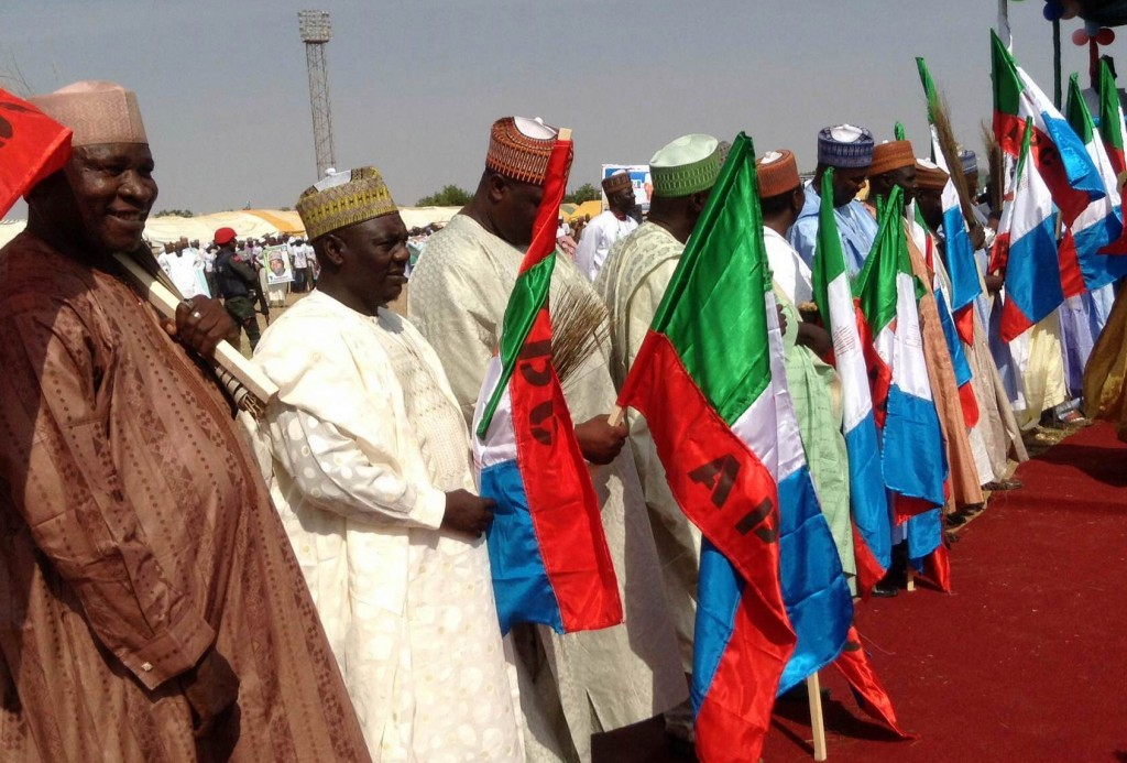APC disowns Boko-Haram in today's press conference