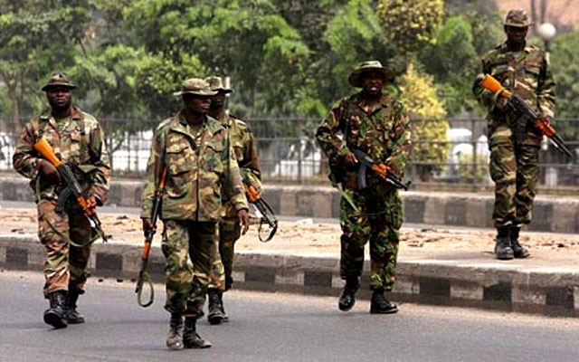 Army reviews curfew in Maiduguri