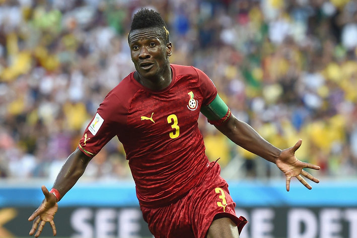 Asamoah Gyan: I did not use rapper Castro for human sacrifice