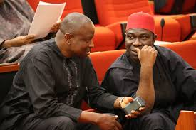 Enugu 2015: Senator Ayogu Eze rejects Gov. Chime's annointed candidate, says he'll contest the gov'shp ticket