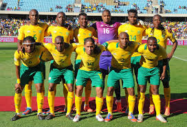 AFCON qualifier: South Africa names  team to face Nigeria