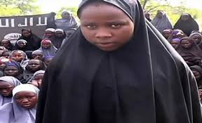Released Chibok girl, four months pregnant