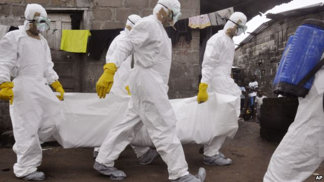 Ebola: Cuba sends 461 doctors, nurses to West Africa