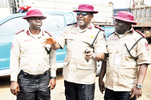 Ember months: FRSC to embark on aggressive enlightenment, enforcement in  Ekiti