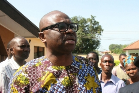 Students urge Fayose to reduce fees in state-owned tertiary institutions