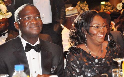 Fashola's Wife Lists  COWLSO's Achievements