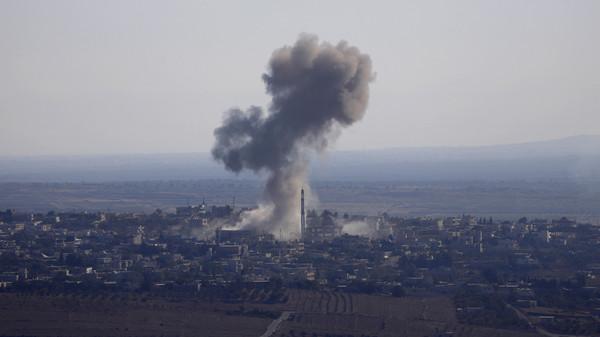 Israel shoots down Syrian war plane