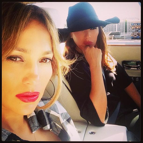 Jennifer Lopez hit by drunk driver