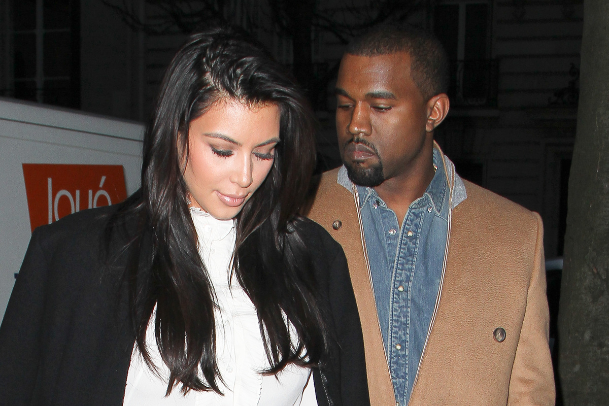 Kim Kardashian hints she has  a sex tape with Kanye West