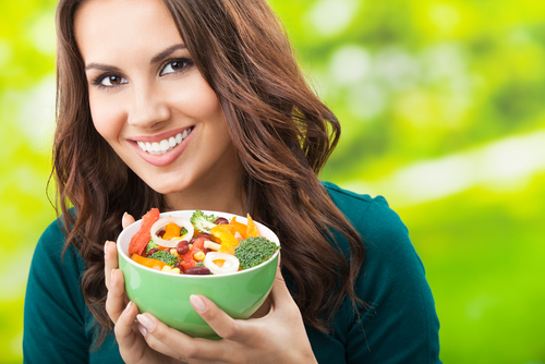 Nine best foods to eat for healthy eyes