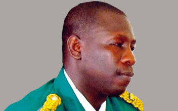 Wounded Obasanjo's son, Adeboye, eager to return to battlefield