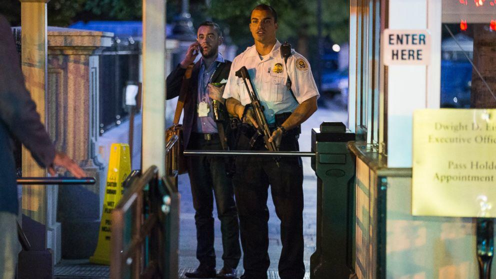 Secret Service reviews White House security after fence-jumper enters mansion