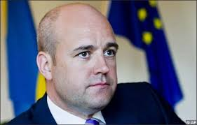 Swedish PM Fredrik Reinfeldt resigns after election loss