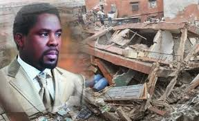 Synagogue building collapse death toll now 115 : S.African minister