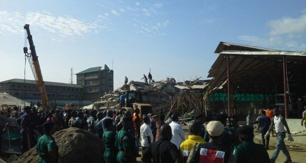 Synagogue update: Two storey was being raised to five-NEMA