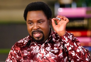TB Joshua suggests sabotage over building collapse