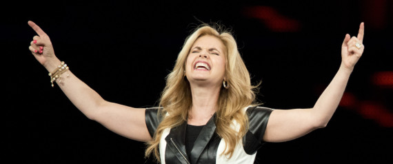 Christians respond to Victoria Osteen's claim: 'When we obey God..we're doing it for ourself