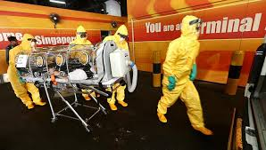 Foreign woman suspected to be Ebola patient caught at Lagos airport