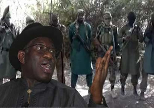 Jonathan, Chadian President to meet over terrorism