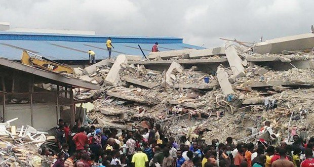 Synagogue building update: 44 dead, 130 alive-NEMA