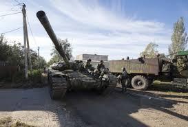 12 rebels killed in Donetsk, says Ukraine