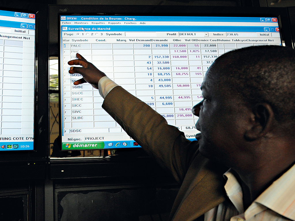 Investors look to stock exchanges to tap into African growth