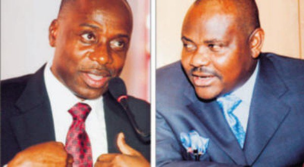 Amaechi fell out with me because I advised him to stop insulting President Jonathan