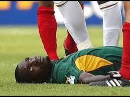 Another Cameroonian player dies