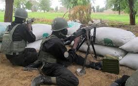 Cameroon kills 107 Boko Haram fighters
