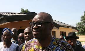 Determined to stop Fayose's swearing-in, APC insists on his arrest