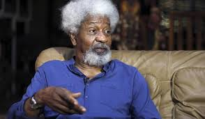 I have not endorsed any candidate for 2015 elections:  Prof Soyinka