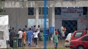Health workers go on strike in Ebola-hit Liberia