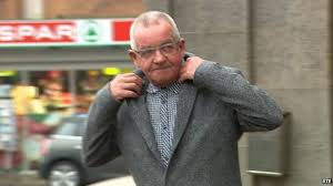 Irish priest sues former lover