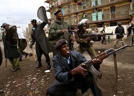 Kenyan police killed by suspected Al-Shabaab gunmen