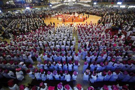 How 'mega-churches' rake in billions for Nigerian economy