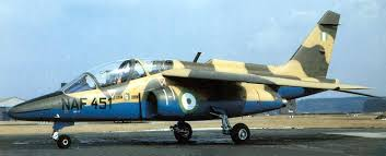 Military Jet Loses Tyres Taking Off In Yola Airport