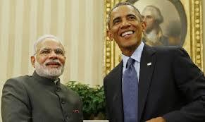 Obama, Modi Work To Deepen Improving U.S.-India Ties