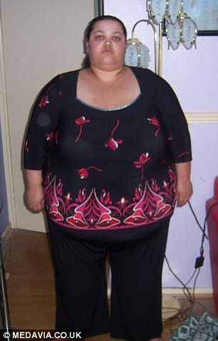 Morbidly obese woman, 35, who feared she would be dead by 40, loses 121 Kg in two years