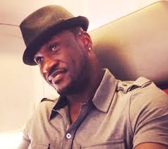 Peter Okoye performs alone