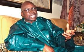 Rivers PDP Chairman, Bro Obuah, Congratulates Gov Fayose On Inauguration