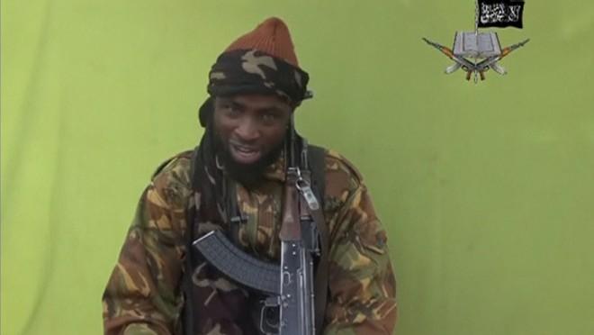 'Dead' Boko Haram leader appears in missing Nigerian pilot's beheading video